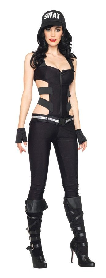 SWAT Sniper Sexy Adult Costume 46.00