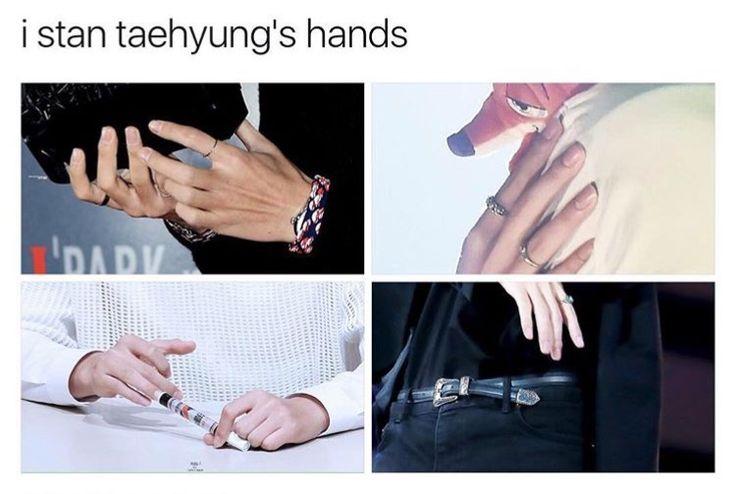 Aww, he's got pretty hands, just like his mama Baek.
