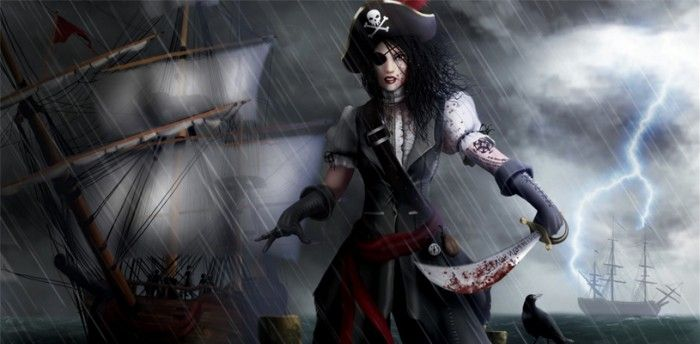5 Infamous Female Pirates Who Have Made Their Mark On History