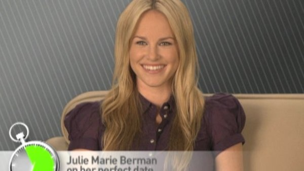 "60 Seconds With Julie Marie Berman (""Lulu Spencer Falconeri""). #GH50 @MissJBerman"