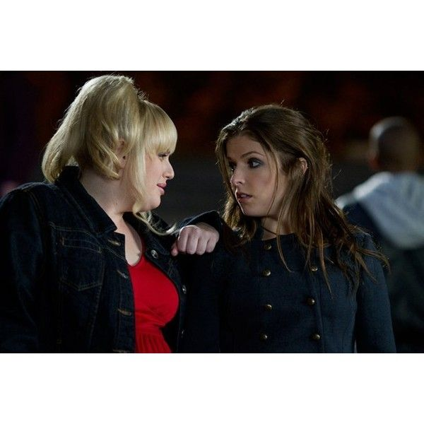 Yahoo! Movies ❤ liked on Polyvore featuring pitch perfect and movie