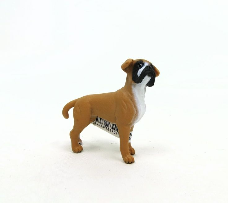 Female Boxer Dog by Schleich
