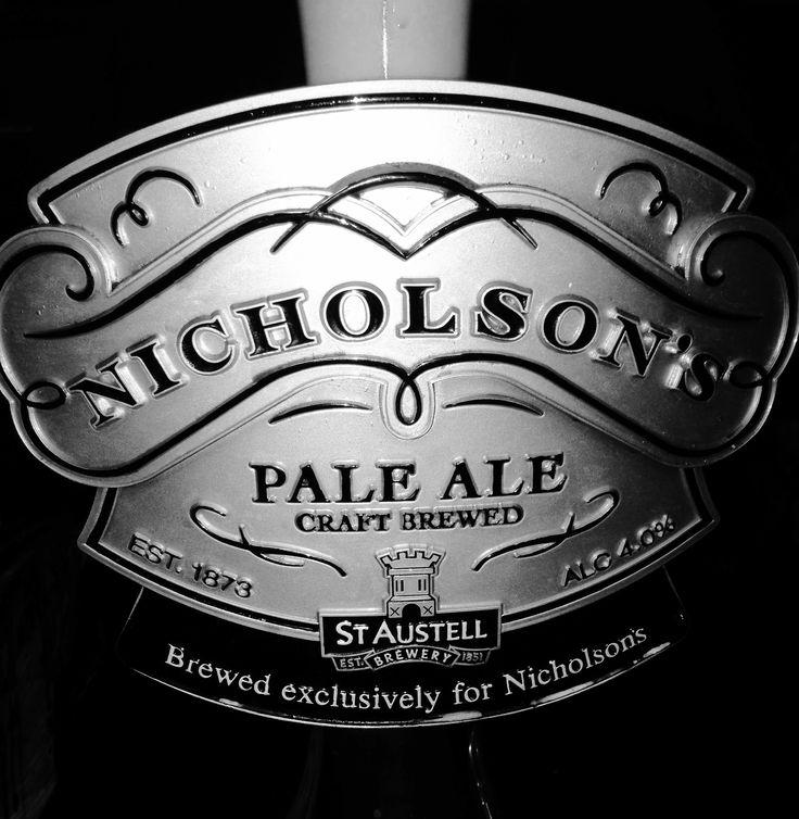 Nicholson's Pale Ale