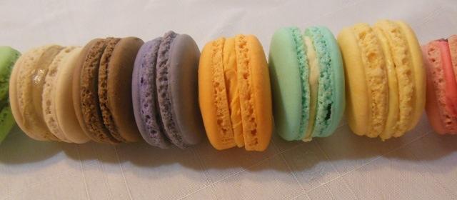 Locura por los Macarons!!!