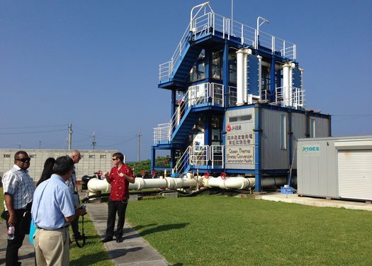 KUMEJIMA, Japan — Years of painstaking research into alternative energy options in Japan have produced working prototypes that could lead to a large-scale reduction in use of fossil fuels in Japan and Pacific islands.
