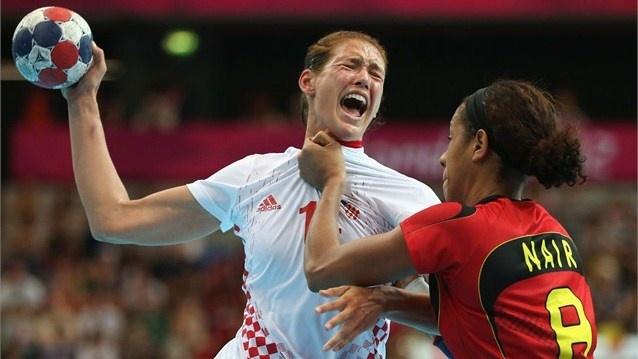 Brazil defeat Montenegro in women's Handball