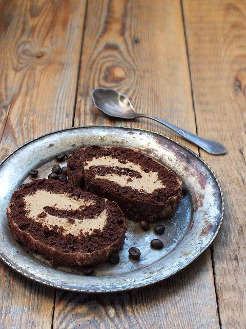 smakołyki alergika: rolada kawowa dla NieAlergika
