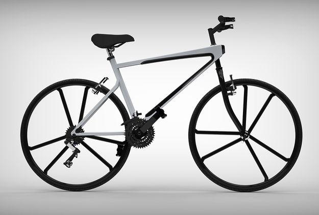 Simple bike on #LaunchBox