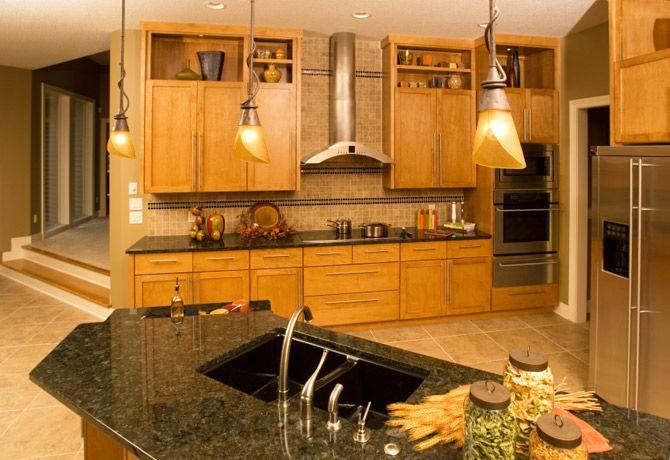 Cost Of Black Granite Countertops : Granite Countertops Costs Black granite, Black kitchen countertops ...