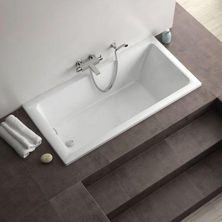 17 best ideas about baignoire 170x70 on pinterest for Longueur baignoire standard