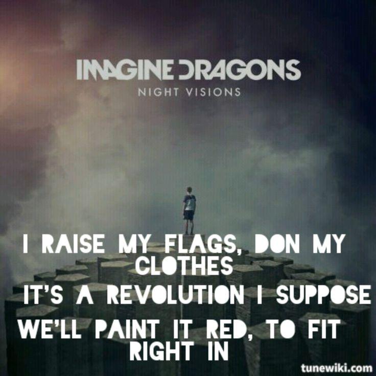 Radioactive Lyric Quotes. QuotesGram