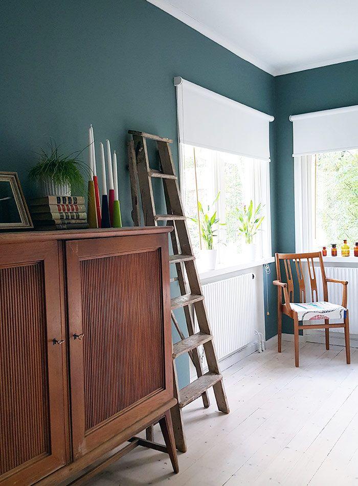 In Sweden, A Designer's Home Gushes Color and Pattern | Design*Sponge
