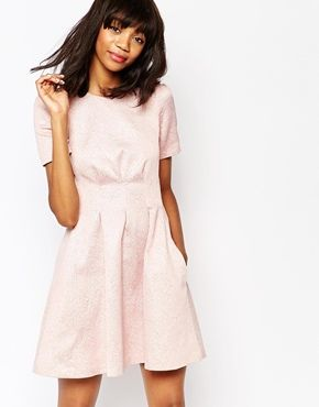 Paul and Joe Sister Pimprenel Jacquard Dress