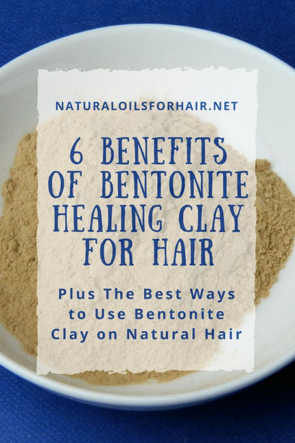 The Power of Aztec Secret Healing Clay for Hair   Natural Oils for Hair & Health