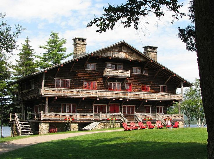 220 Best Adirondack Great Camps Images On Pinterest