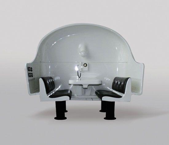 Wilkhahn Design Archiv-Coupé seating unit