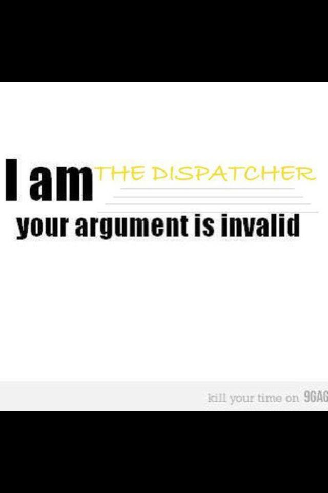 lol love when crews try to argue, i'm da boss!