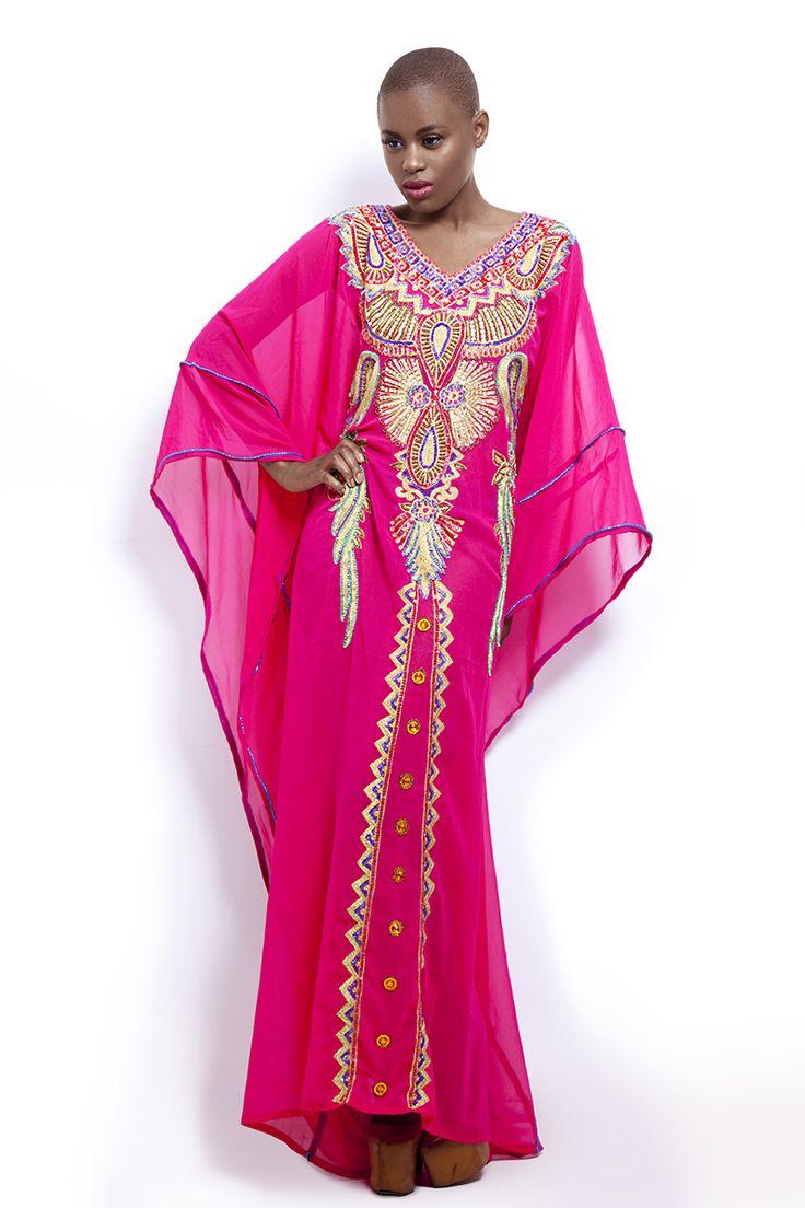 13 best dresses images on Pinterest   Caftans, Kaftan and Kaftans