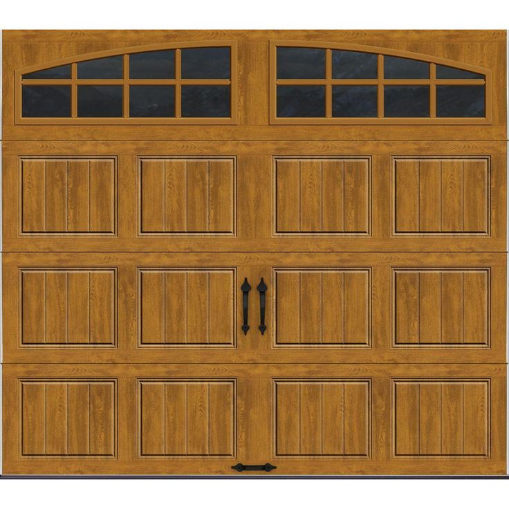 Best 8 garage doors ideas on pinterest carriage doors for Best r value windows