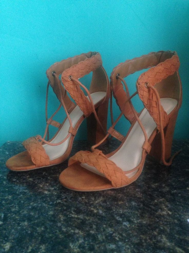 Size 6 Womens Wild Diva Lounge Suede Summer 4 inch High Heels  | Clothing, Shoes & Accessories, Women's Shoes, Heels | eBay!
