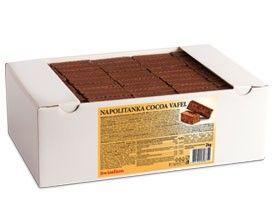 napolitanka kakao vafel