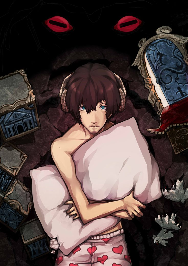 Catherine. Just started watching Pewds play this, it seems pretty cool, though I'm bad at puzzles XD -Will