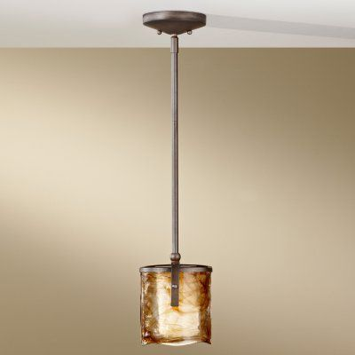 Feiss P1230RBZ Aris 1-Light Mini Pendant - P1230RBZ