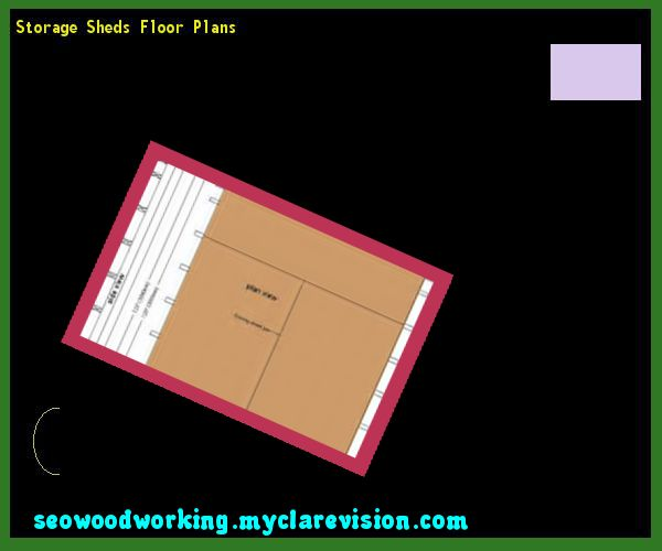 Storage Sheds Floor Plans 192343 - Woodworking Plans and Projects!
