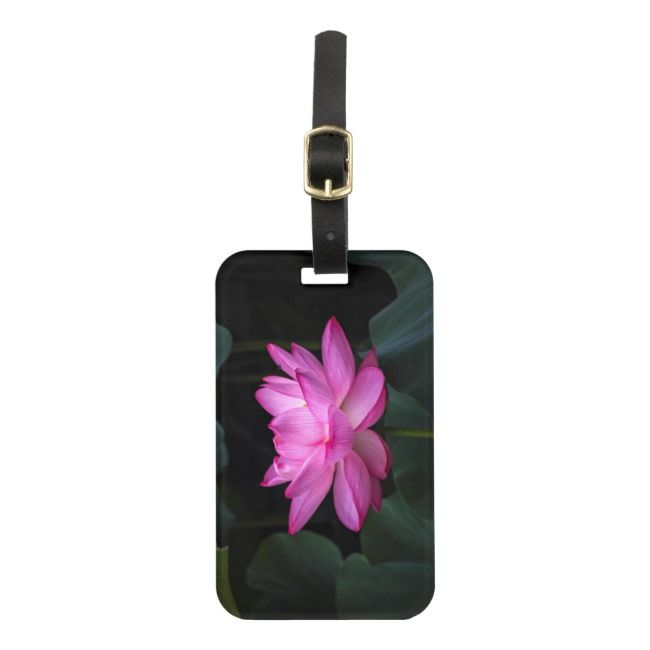 Create Your Own Luggage Tag Zazzle Com Flower Bag Bags