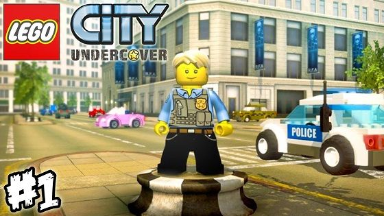 LEGO City Undercover Download Full PC Game Reloaded