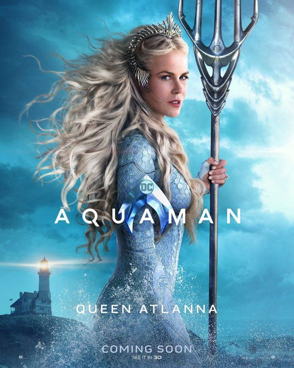 Click To View Extra Large Poster Image For Aquaman Aquaman Film New Aquaman Aquaman