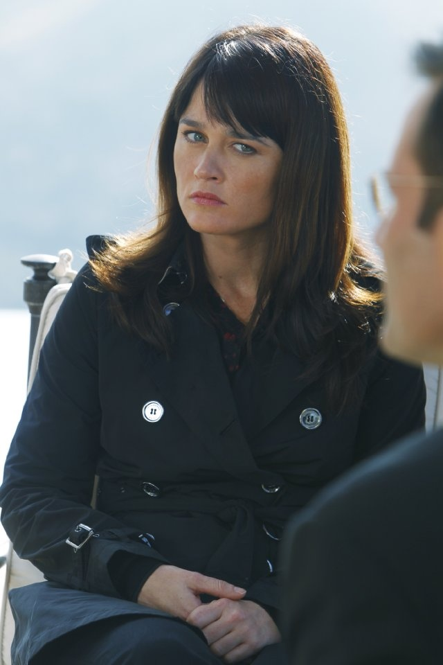 Pin by 𝕄ona on Badass Queens | Robin tunney, The mentalist ... |Robin Tunney The Mentalist
