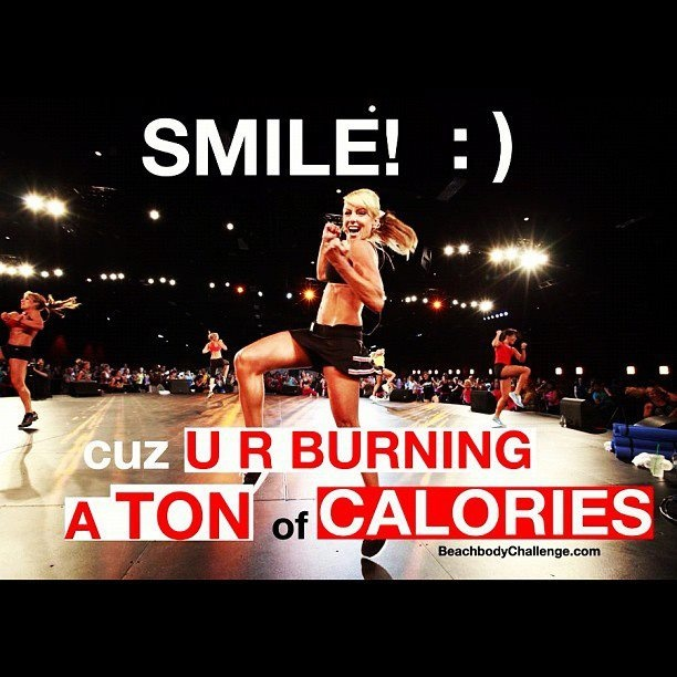 SMILE! #TurboFire