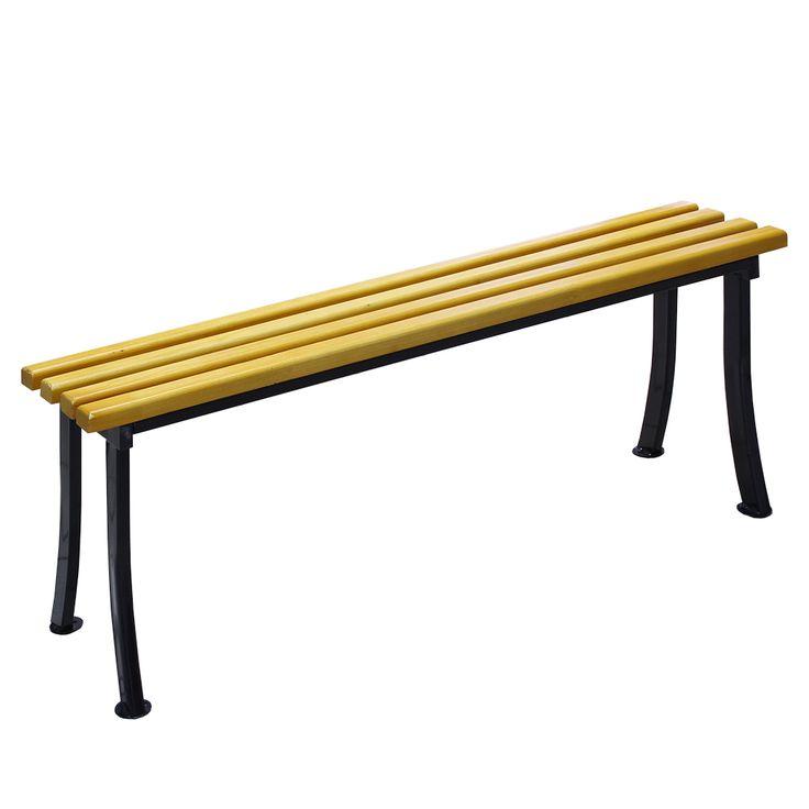 Купить Скамейка садовая деревянная с ковкой Комплект-Агро Романтика, 118х40х32 см по низким ценам с доставкой в интернет-магазине Порядок