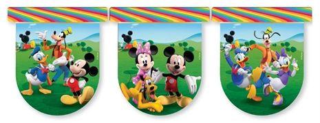 Disney Mikki Hiiri, Lippu, 11-pakkaus