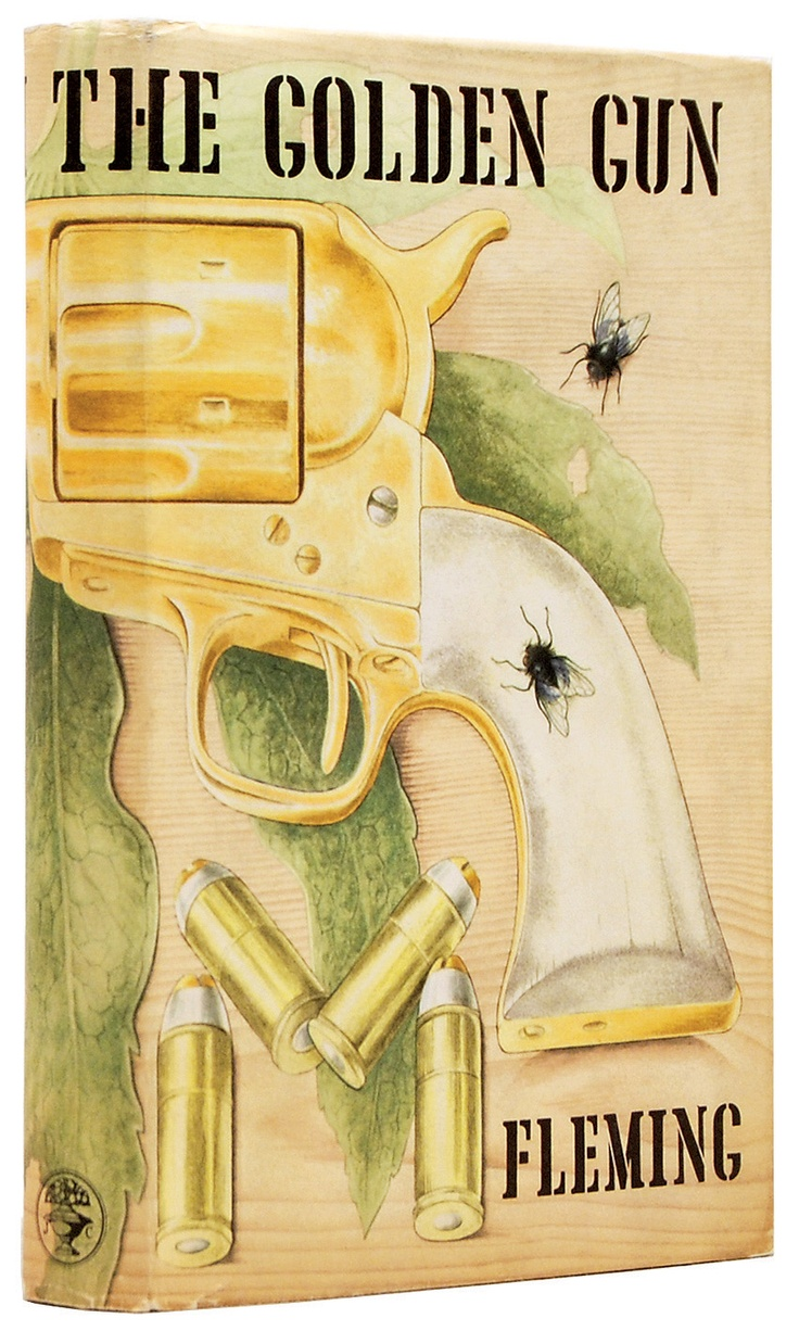 Book Cover Art Generator : Best images about man with the golden gun on