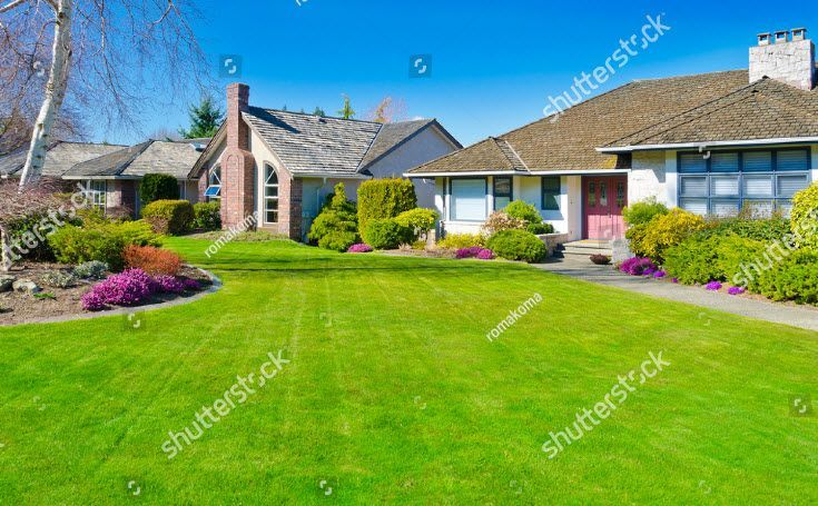 Ken Landscape Services Is One Of The Most Experienced And Reliable Landscaping Contractors Landscaping Supplies Landscape Contractor Yard Landscaping