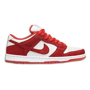 Nike SB Dunk Low Pro - Men's - Shane O'Neill - Valentine's Day/Universit  Red/White | clothing | Pinterest | Nike sb dunks, Nike SB and Clothing