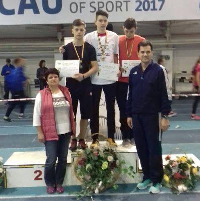 sportcampina: O singură clasare pe podium pentru atletismul câmp...