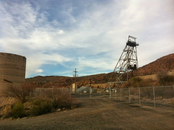 Old Dominion Mine, Globe, Arizona http://theturquoisetrail.com