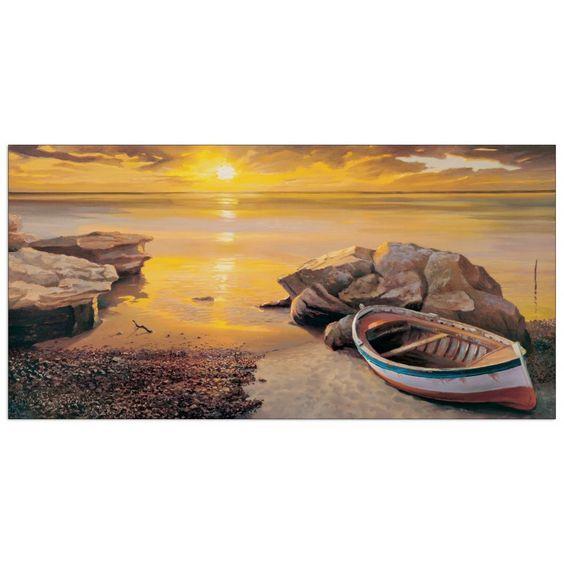 Galasso - Fortune Bay 100x50 cm #artprints #interior #design #art #prints  Scopri Descrizione e Prezzo http://www.artopweb.com/categorie/panorami-e-citta/EC22039: