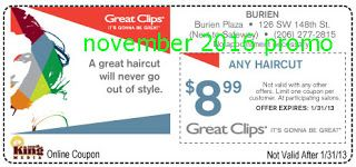 Great Clips Coupons                                                                                                                                                                                 More
