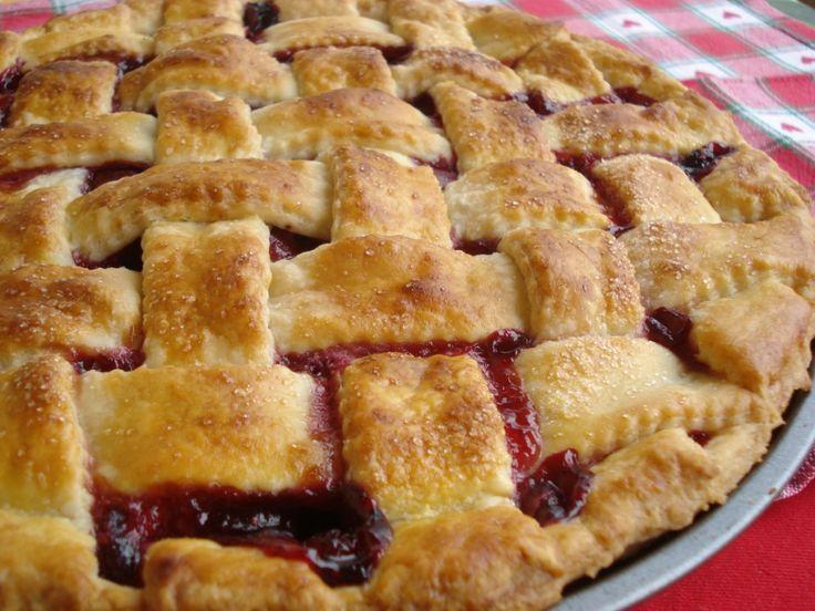 Berry Pie (Torta ai Frutti di Bosco) - One Fool Pie