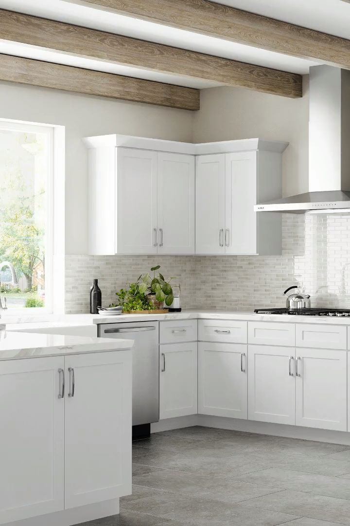 Get up to 50% off box store pricing on expertly crafted solid wood cabinetry. We cut out the middleman and ship direct to save you thousands on cabinet costs. From our extensive selection of cabinet styles to our free 3D design service, we have everything you need to create the kitchen of your dreams for less. Visit our website today!