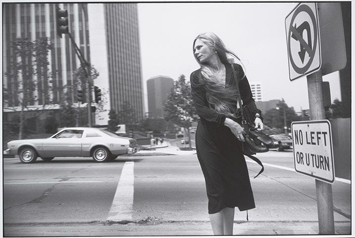 Los Angeles, c 1980Photograph: The Estate of Garry Winogrand, courtesy Fraenkel Gallery, San Francisco