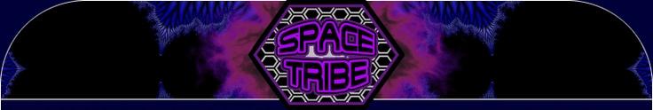 Space Tribe - UV clothing