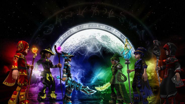 Wizard101 Wizards | Wizard 101: Spirit VS Elemental by ~Raikun on deviantART