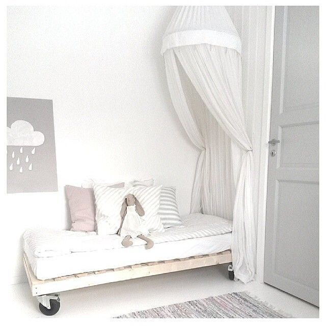 white and grey #kidsroom cute
