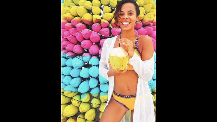Rochelle Humes exposes intimate tan lines in smokin' hot swimwear pics