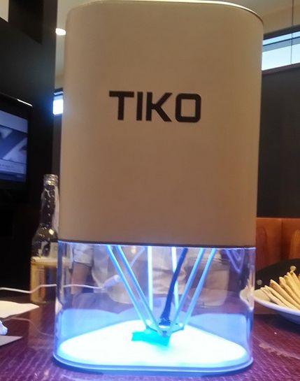 Tiko3D Unveils Sleek $179 Delta 3D Printer http://3dprint.com/52099/tiko3d-unveils-sleak-179-delta-3d-printer/